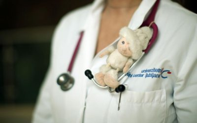 Obvestilo sekcije pediatrov v zvezi z druženji otrok