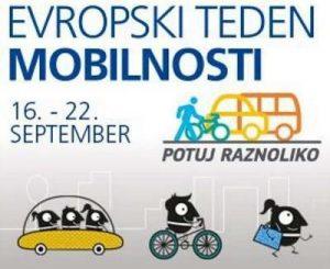 Osnovna šola dr. Antona Trstenjaka Negova se je pridružila kampanji Evropskega tedna mobilnosti 2020