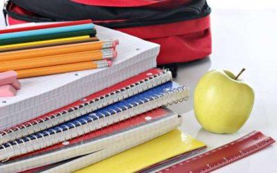 Seznami šolskih potrebščin 2021/22