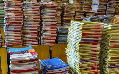 Delitev učbenikov iz učbeniškega sklada