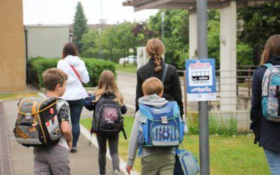 Pogoji za vstop v šolske objekte